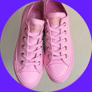 Limited Edition Lilac Converse Sneakers